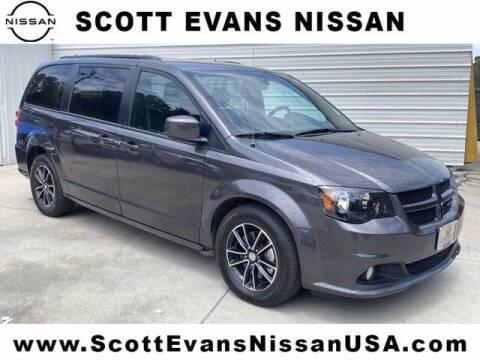 2018 Dodge Grand Caravan for sale at Scott Evans Nissan in Carrollton GA