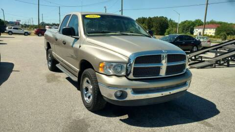 2002 Dodge Ram Pickup 1500 for sale at Kelly & Kelly Supermarket of Cars in Fayetteville NC