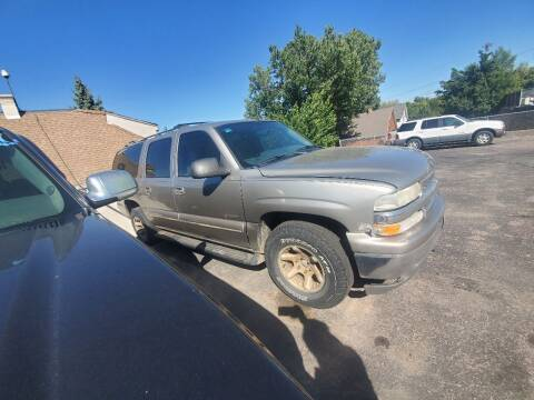 2000 Chevrolet Suburban for sale at Geareys Auto Sales of Sioux Falls, LLC in Sioux Falls SD