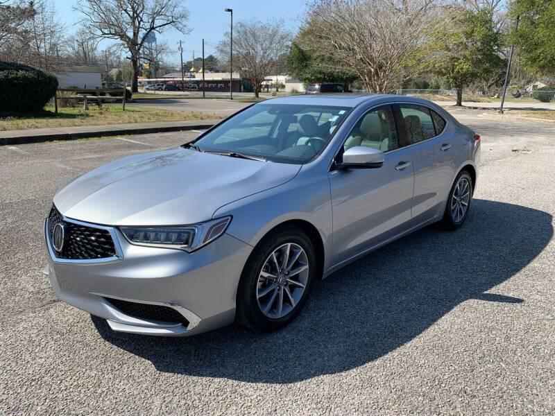 2018 Acura TLX for sale at Auddie Brown Auto Sales in Kingstree SC