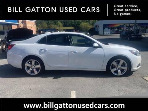 2015 Chevrolet Malibu for sale at Bill Gatton Used Cars in Johnson City TN