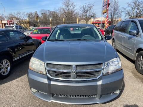 2008 Dodge Avenger for sale at Automotive Center in Detroit MI