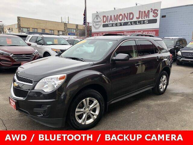 2015 Chevrolet Equinox for sale at Diamond Jim's West Allis in West Allis WI