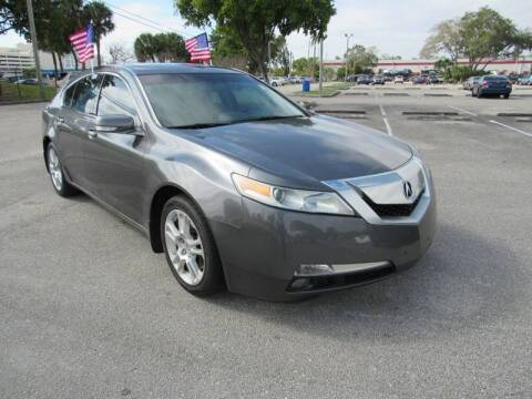 2011 Acura TL for sale at United Auto Center in Davie FL