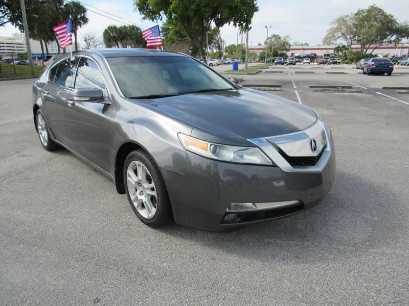 2011 Acura TL for sale at United Auto Center in Davie FL