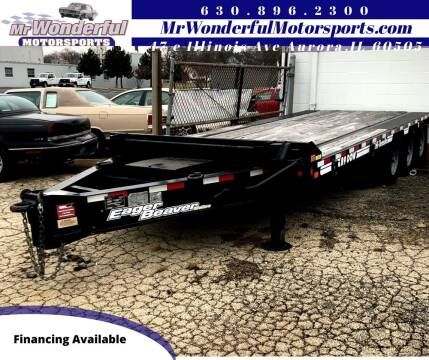 2013 Eager Beaver B9Dow for sale at Mr Wonderful Motorsports in Aurora IL