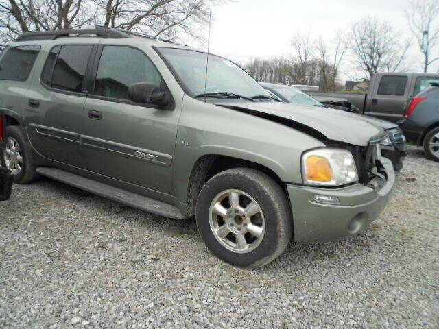 2003 GMC Envoy XL for sale at David Hammons Classic Cars in Crab Orchard KY