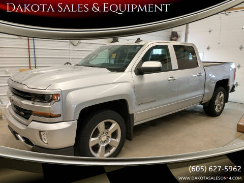 2017 Chevrolet Silverado 1500 for sale at Dakota Sales & Equipment in Arlington SD
