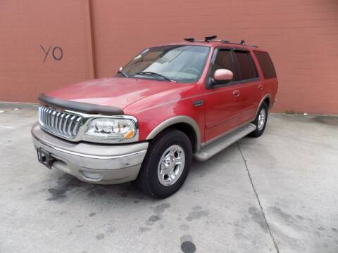 2001 Ford Expedition for sale at S.S. Motors LLC in Dallas GA