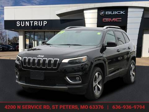 2020 Jeep Cherokee for sale at SUNTRUP BUICK GMC in Saint Peters MO