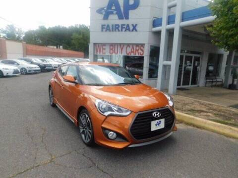 2016 Hyundai Veloster for sale at AP Fairfax in Fairfax VA