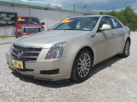 2008 Cadillac CTS for sale at Low Cost Cars North in Whitehall OH