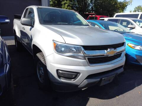 2017 Chevrolet Colorado for sale at RS Motors in Falconer NY