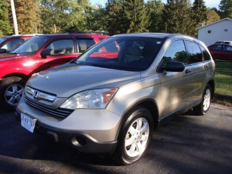 2009 Honda CR-V for sale at Jay's Auto Sales Inc in Wadsworth OH