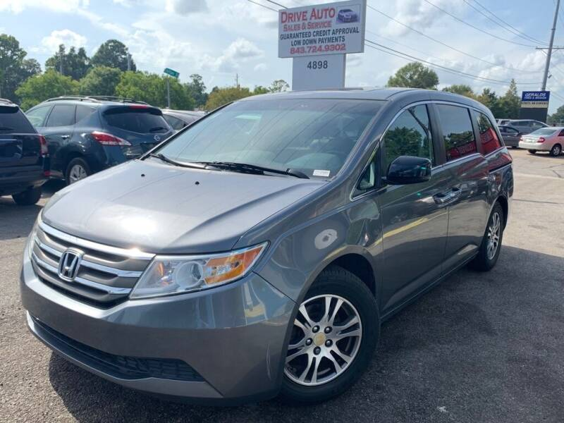 2011 Honda Odyssey for sale at Drive Auto Sales & Service, LLC. in North Charleston SC