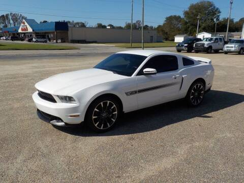 2012 Ford Mustang for sale at Young's Motor Company Inc. in Benson NC