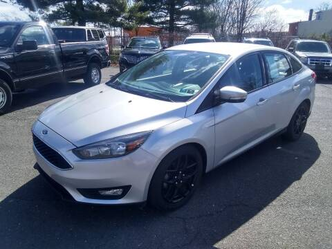 2016 Ford Focus for sale at Wilson Investments LLC in Ewing NJ