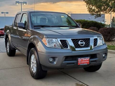 2019 Nissan Frontier for sale at Ken Ganley Nissan in Medina OH