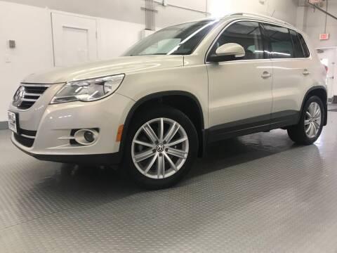 2011 Volkswagen Tiguan for sale at TOWNE AUTO BROKERS in Virginia Beach VA