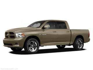 2009 Dodge Ram Pickup 1500 for sale at PATRIOT CHRYSLER DODGE JEEP RAM in Oakland MD