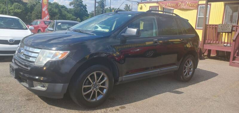 2008 Ford Edge for sale at AUTO NETWORK LLC in Petersburg VA