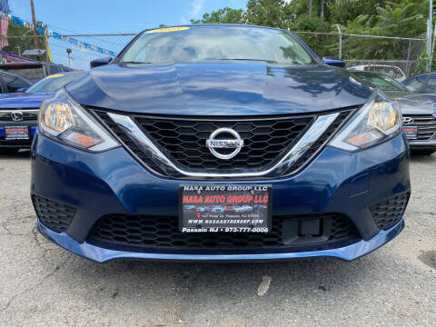 2018 Nissan Sentra for sale at Nasa Auto Group LLC in Passaic NJ