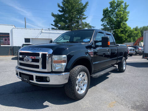 2008 Ford F-350 Super Duty for sale at Tennessee Auto Sales in Elizabethton TN