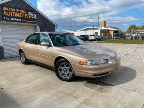 2001 Oldsmobile Intrigue for sale at Dalton George Automotive in Marietta OH