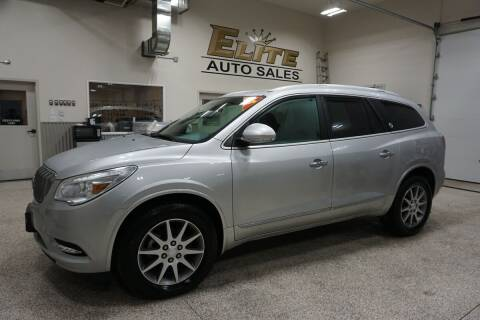 2014 Buick Enclave for sale at Elite Auto Sales in Idaho Falls ID
