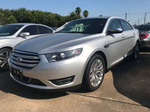 2019 Ford Taurus for sale at Discount Auto Company in Houston TX