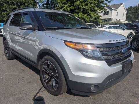 2015 Ford Explorer for sale at EMG AUTO SALES in Avenel NJ