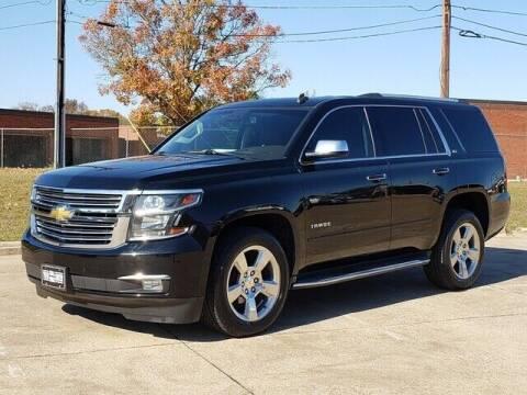 2015 Chevrolet Tahoe for sale at Tyler Car  & Truck Center in Tyler TX