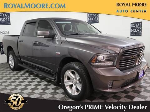 2016 RAM Ram Pickup 1500 for sale at Royal Moore Custom Finance in Hillsboro OR