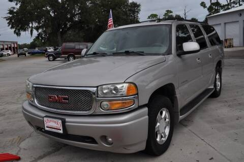 2004 GMC Yukon XL for sale at STEPANEK'S AUTO SALES & SERVICE INC. in Vero Beach FL