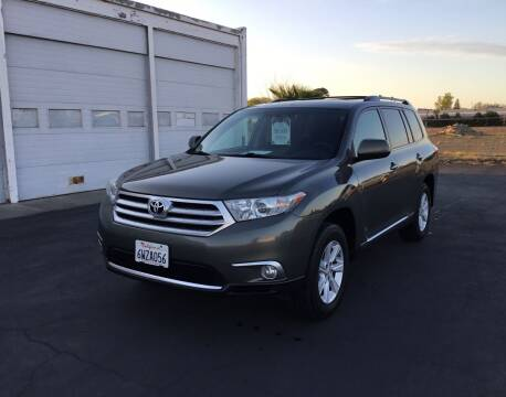 2012 Toyota Highlander for sale at My Three Sons Auto Sales in Sacramento CA