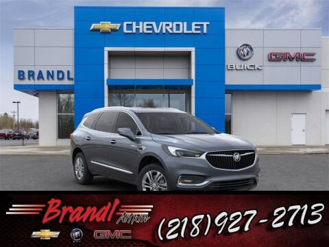 2020 Buick Enclave for sale at Brandl GM in Aitkin MN
