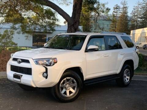 2016 Toyota 4Runner for sale at Z Carz Inc. in San Carlos CA