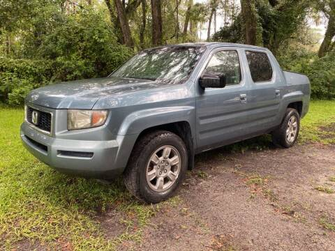 2008 Honda Ridgeline for sale at Right Price Auto Sales-Gainesville in Gainesville FL