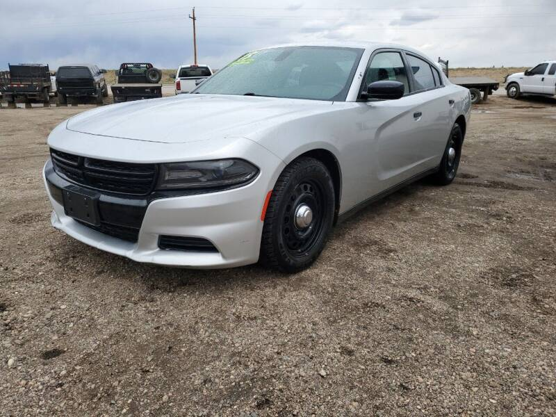 2015 Dodge Charger for sale at HORSEPOWER AUTO BROKERS in Fort Collins CO