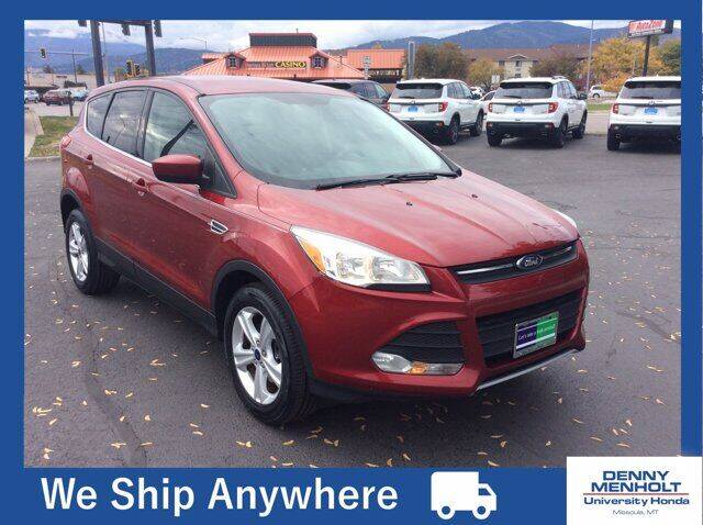 2015 Ford Escape for sale at Carmart 360 Missoula in Missoula MT