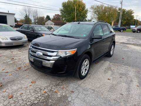 2013 Ford Edge for sale at US5 Auto Sales in Shippensburg PA