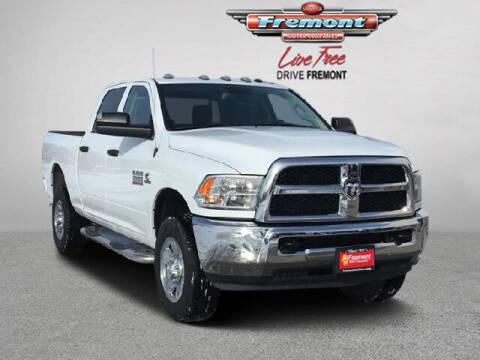 2018 RAM Ram Pickup 2500 for sale at Rocky Mountain Commercial Trucks in Casper WY