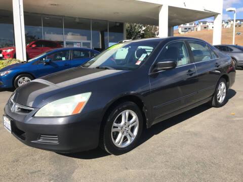2007 Honda Accord for sale at Autos Wholesale in Hayward CA