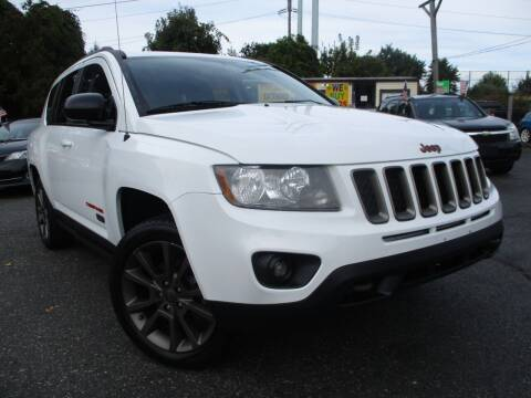 2016 Jeep Compass for sale at Unlimited Auto Sales Inc. in Mount Sinai NY