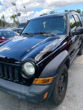 2007 Jeep Liberty for sale at Roadmaster Auto Sales in Pompano Beach FL