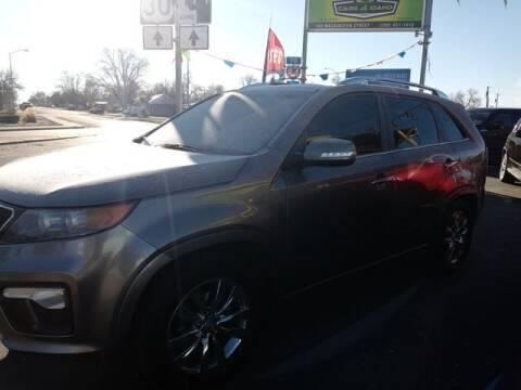 2013 Kia Sorento for sale at Cars 4 Idaho in Twin Falls ID