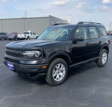 2021 Ford Bronco Sport for sale at Kerns Ford Lincoln in Celina OH