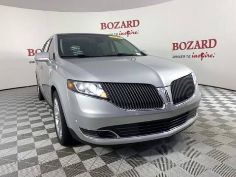 2015 Lincoln MKT for sale at BOZARD FORD in Saint Augustine FL