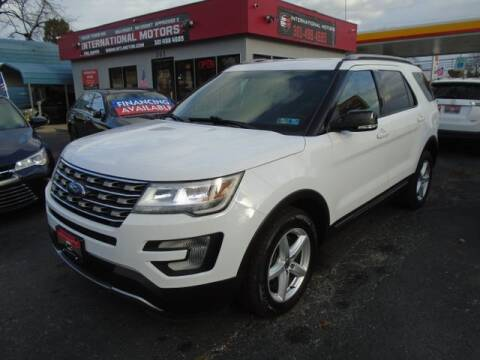 2017 Ford Explorer for sale at International Motors in Laurel MD