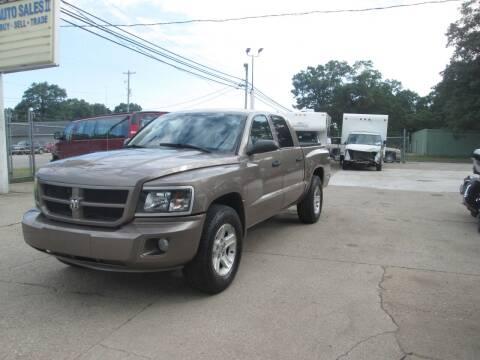 2010 Dodge Dakota for sale at Jims Auto Sales in Muskegon MI